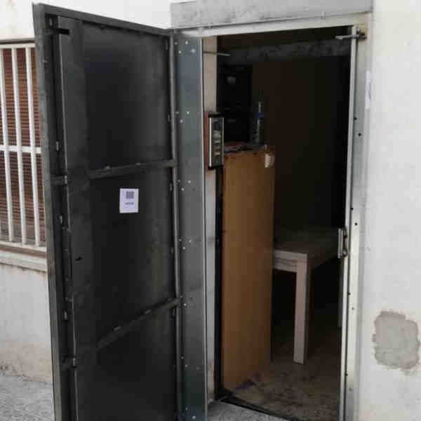woo2 - Puertas Antiokupa sin Servicio de Instalacion
