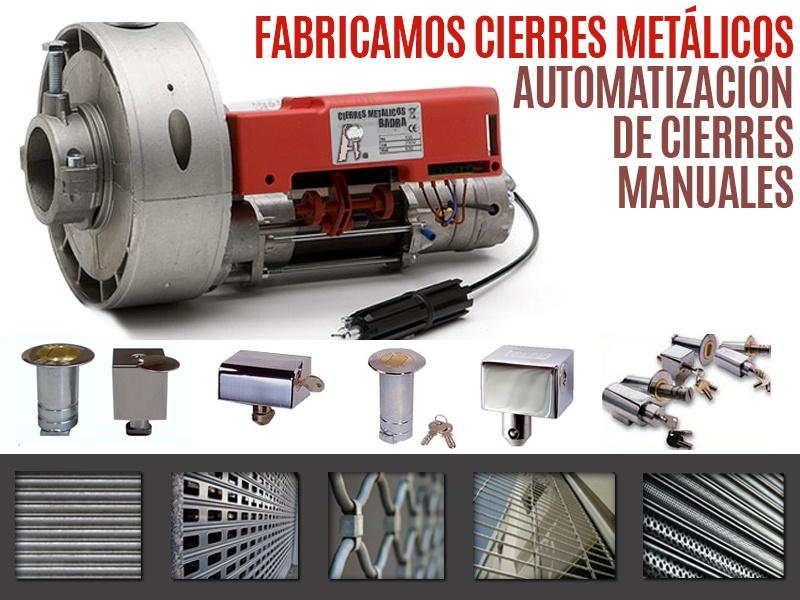 motor persianas madrid - Motor para Persianas Metalicas de Locales y Comercios Madrid